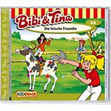 CD Bibi und Tina 35 (falsche Freundin)