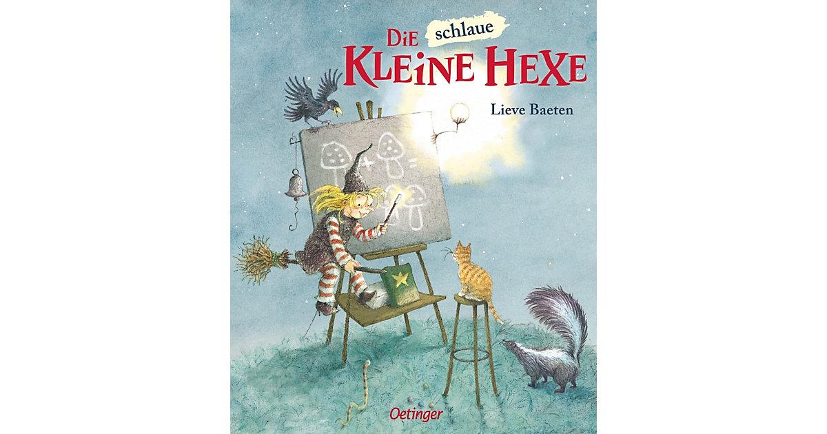 Buch - Die schlaue kleine Hexe