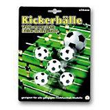 Ersatzfußbälle für Kicker, 5 Stück