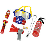 klein Feuerwehr-Set