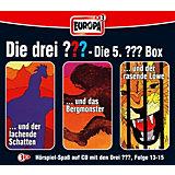 CD Die Drei ???: Box (13-15)