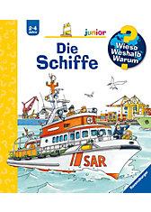 WWW junior Die Schiffe