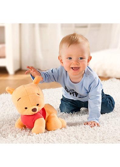 Winnie the Pooh - Sprechendes Krabbelbaby