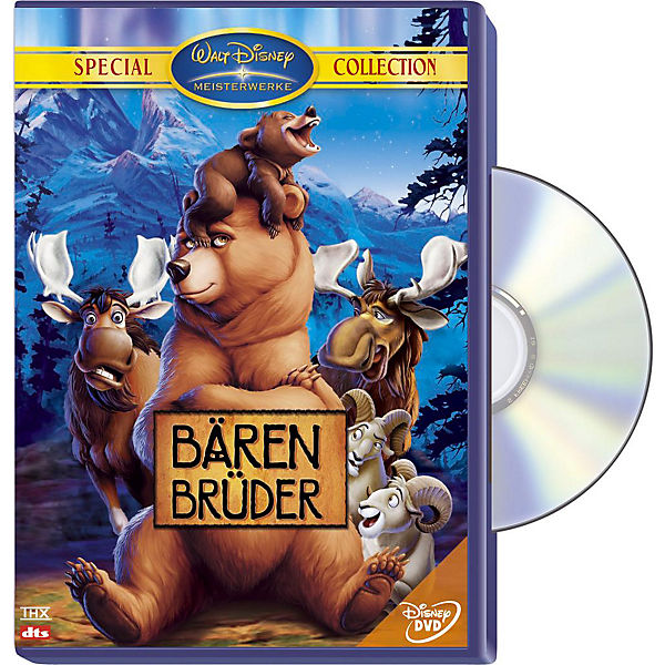 DVD Disneys Bärenbrüder