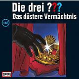 CD Die Drei ??? 118 (Das düste...)
