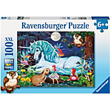 XXL Jigsaw - 100 Pieces - The Magic Forest