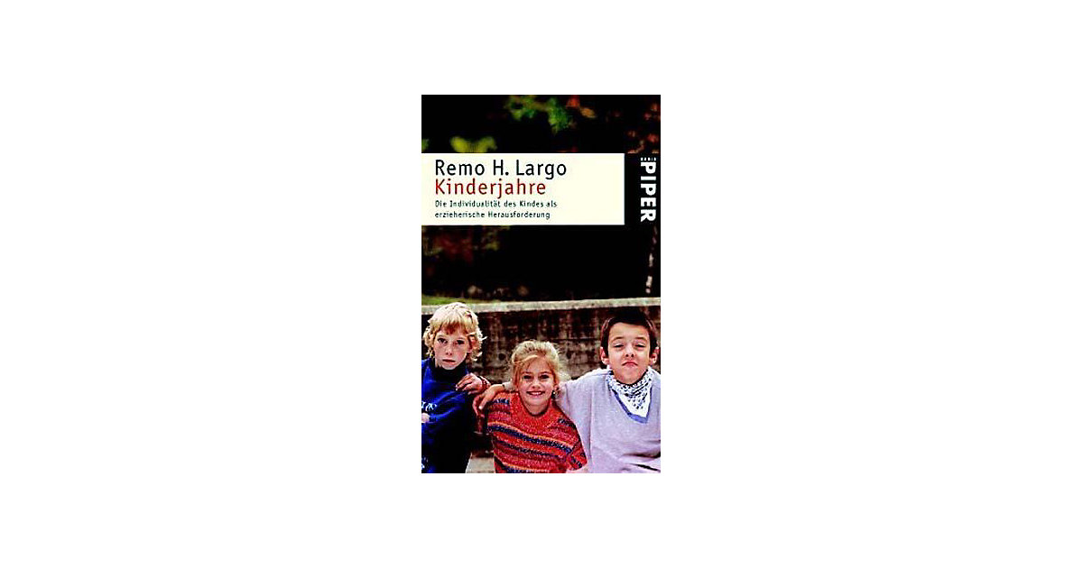 Buch - Kinderjahre