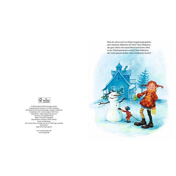 pippi langstrumpf feiert weihnachten astrid lindgren. Black Bedroom Furniture Sets. Home Design Ideas