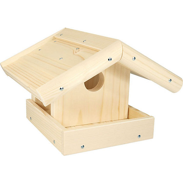 Holz bausatz vogelhaus nemmer mytoys