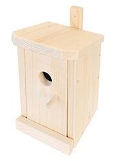 Holz-Bausatz Nistkasten