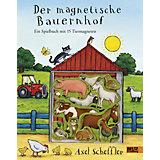 Der magnetische Bauernhof, m. 15 Tiermagneten