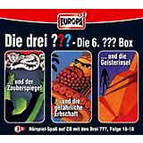 CD Die drei ???: Box (16-18)