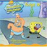CD SpongeBob Schwammkopf 10