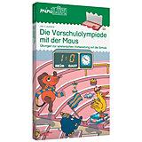 miniLÜK Set, Die Vorschulolympiade mit der Maus