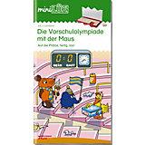 miniLÜK Heft, Die Vorschulolympiade mit der Maus 2