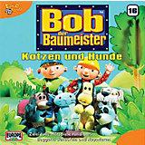CD Bob der Baumeister 16  (Katzen)