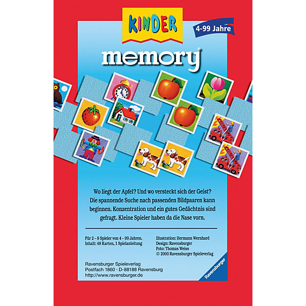 mitbringspiel kinder memory memory mytoys. Black Bedroom Furniture Sets. Home Design Ideas