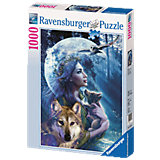 Jigsaw - 1,000 Pieces - Wolf Woman