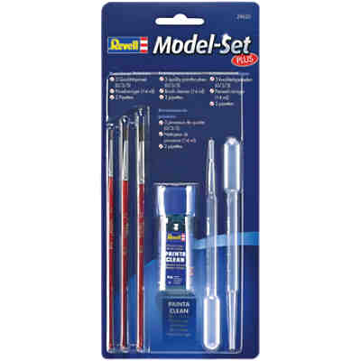 "Revell Modellbausatz - Model-Set Plus ""Bemalung"""