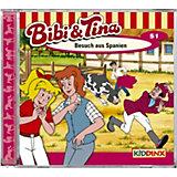 CD Bibi und Tina 51 (Besuch aus Spanien)