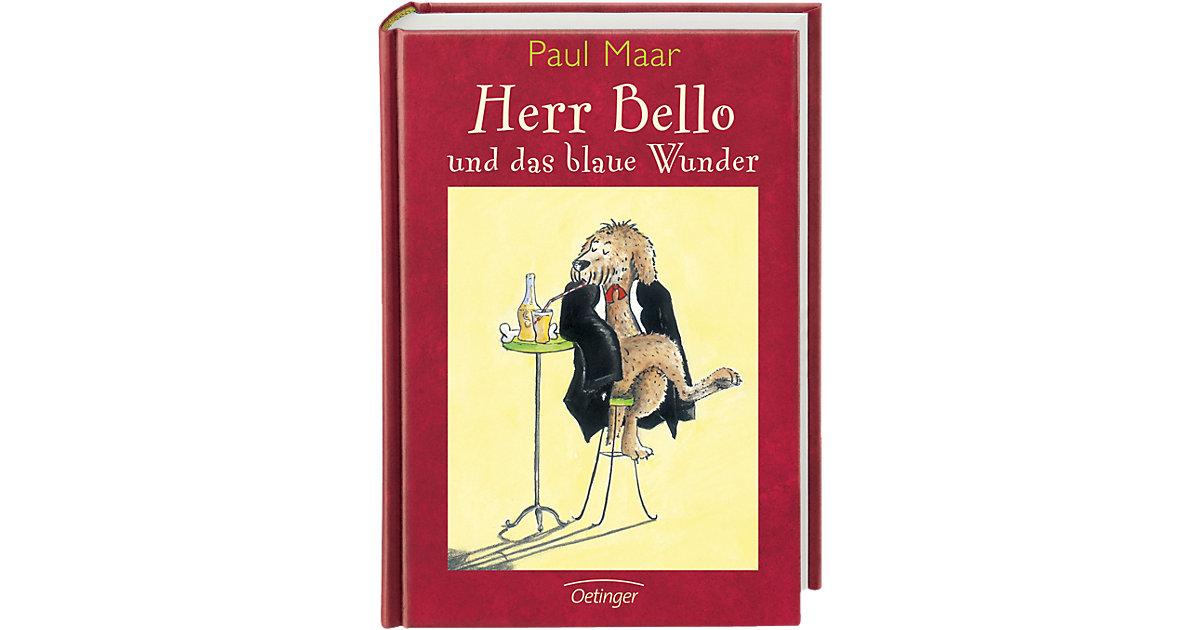 Buch - Herr Bello und das blaue Wunder