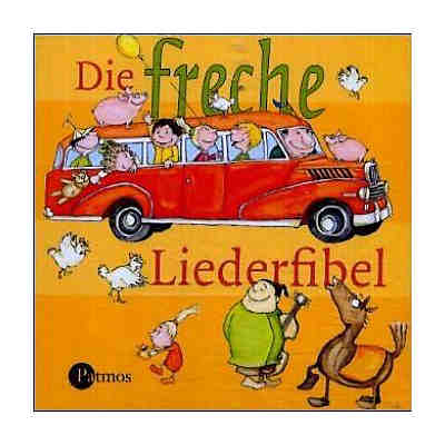 Die freche Liederfibel, 1 Audio-CD