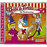CD Bibi und Tina 41 (Der Pferdefasching)