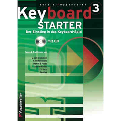 Keyboard-Starter, Band 3