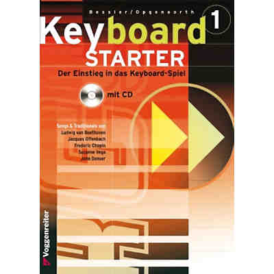 Keyboard-Starter, Band 1