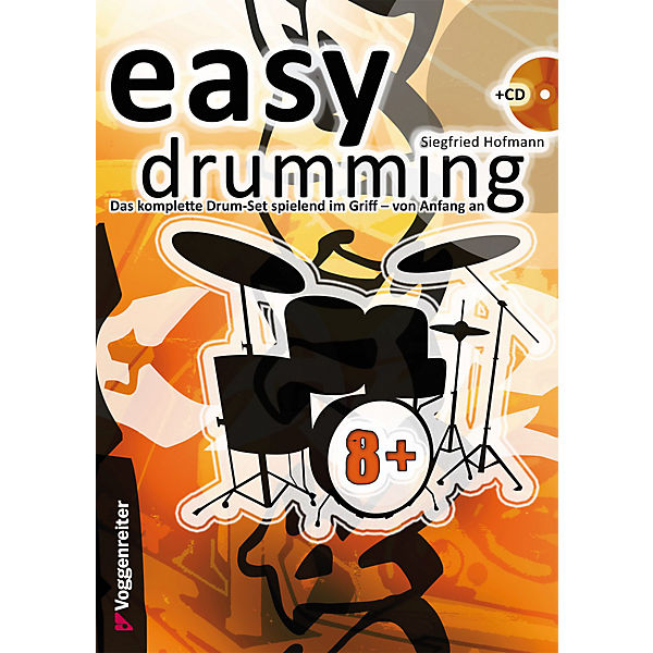 Easy Drumming, m. CD-Audio