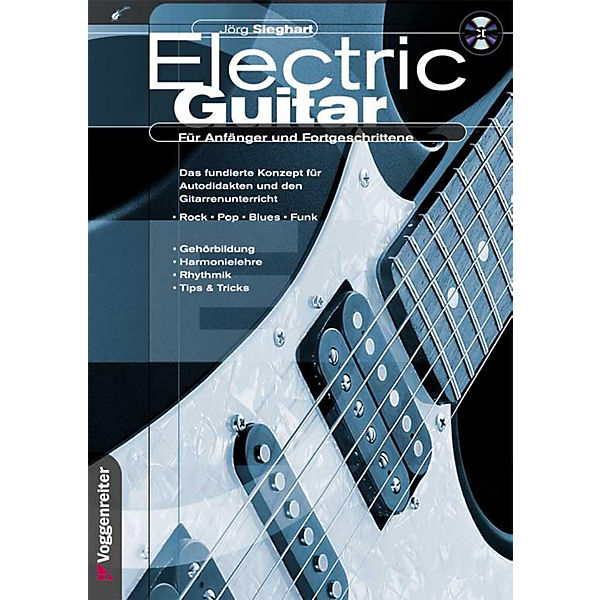 Electric Guitar, m. CD-Audio