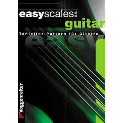 Easy Scales Guitar