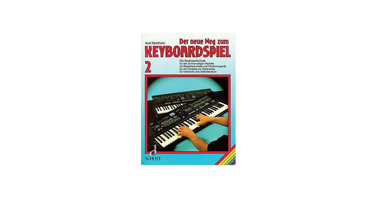 Buch - Der neue Weg zum Keyboardspiel, Bd. 2