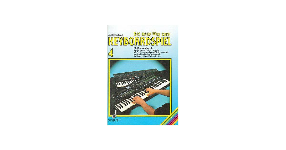 Buch - Der neue Weg zum Keyboardspiel, Bd. 4