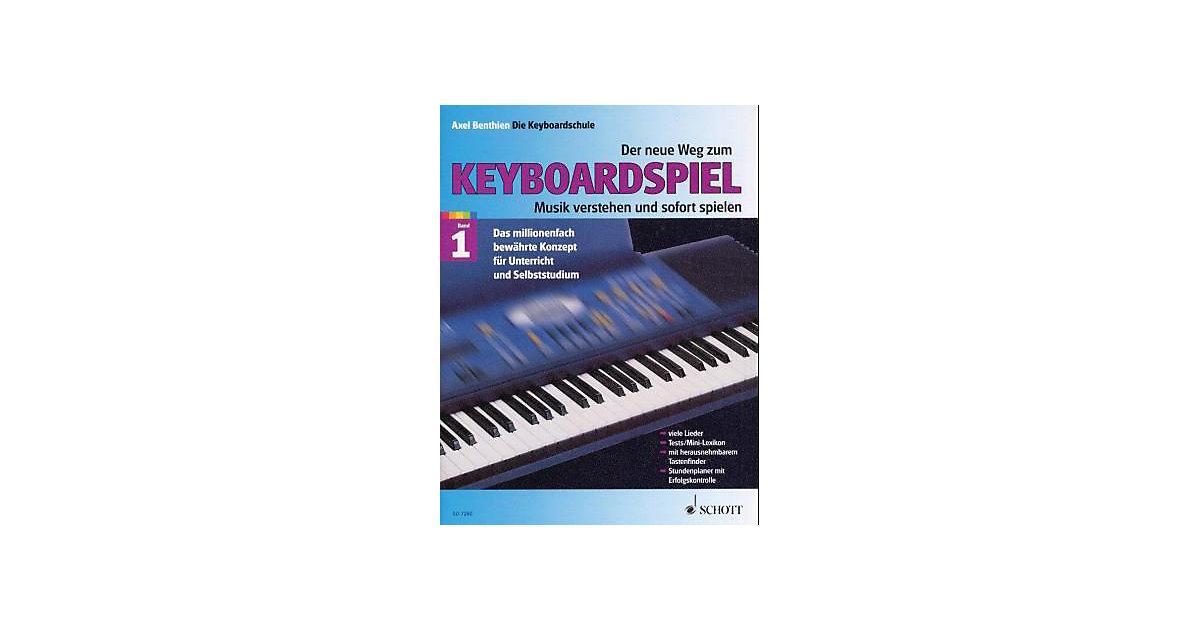 Buch - Der neue Weg zum Keyboardspiel, Bd. 6