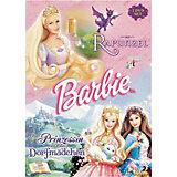 DVD Barbie-Märchen Box: Rapunzel / Die Prinzessin und das Dorfmädchen