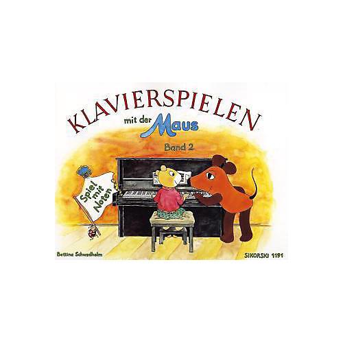 Klavierspielen mit der Maus: Band