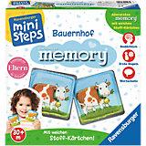 ministeps® - Bauernhof Memory