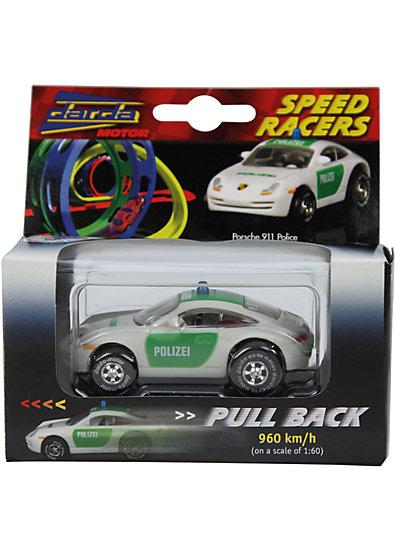 DARDA Porsche Polizei