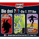 CD Die Drei ???: Box (19-21)