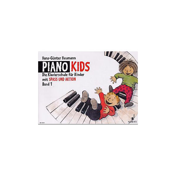 Piano Kids, Band 1