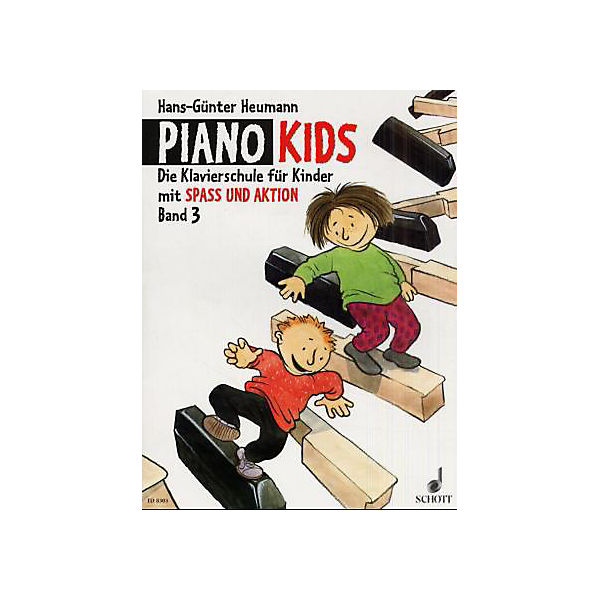 Piano Kids, Band 3