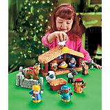 Fisher Price Little People Manger