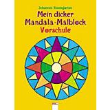 Mein dicker Mandala-Malblock, Vorschule