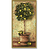 Paint By Numbers Small Lemon Tree