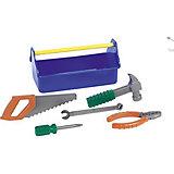 Werkzeugkasten mit 5 Werkzeugen