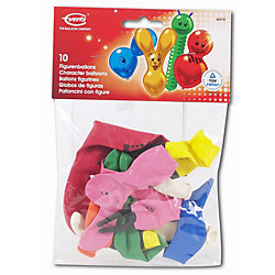 Everts 10 фигурных шариков ассорти