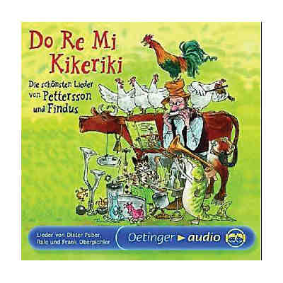 Do Re Mi Kikeriki, 1 Audio-CD