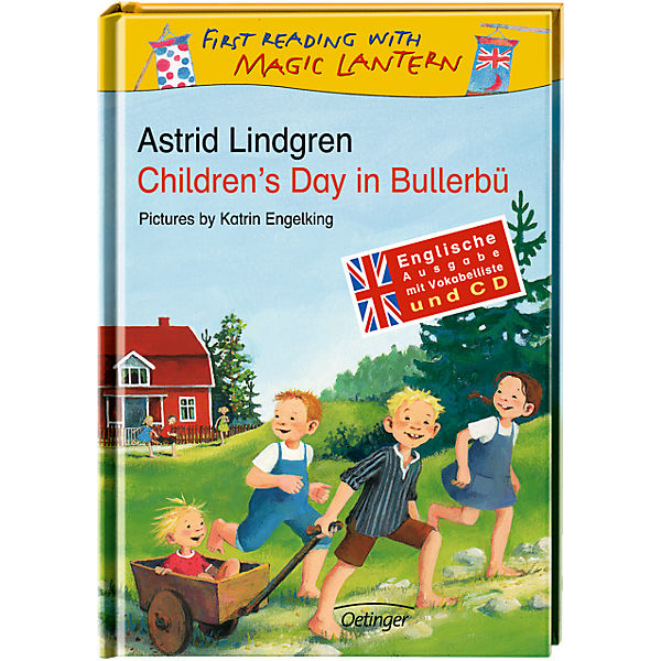 Children's Day in Bullerbü, w. Audio-CDKindertag in Bullerbü, englische Ausgabe m. Audio-CD