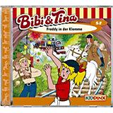 CD Bibi und Tina 52 (Freddy in der Klemme)
